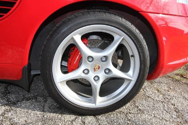Porsche 2003 Boxster S