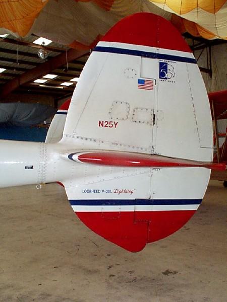 Burnet County Air Museum, May 1999