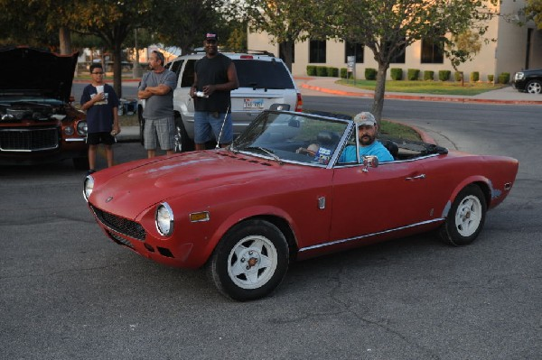 Austin FBody North Meetup 09/10/11 Cedar Park Texas - photo by Jeff Barring
