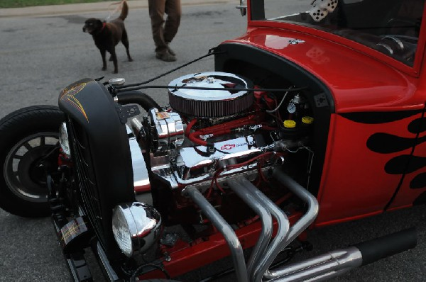 Austin F Body North Meetup 10/27/2012