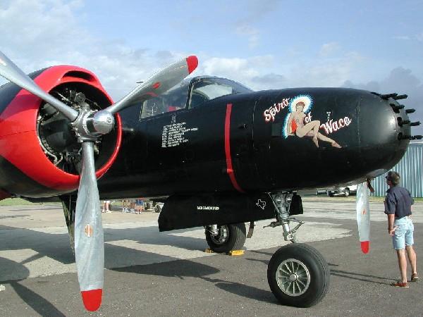 Georgetown Air Show 2001, Georgetown, Texas