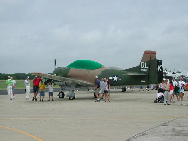 Georgetown Air Show 2001, Georgetown, Texas