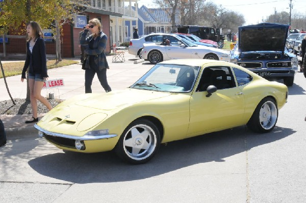 Cars and Coffee Car Show, Leander, Texas 03/06/11 - photo by Jeff Barringer