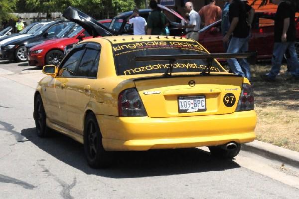 Leander Monthly Car Show, Leander Texas, 08/29/10