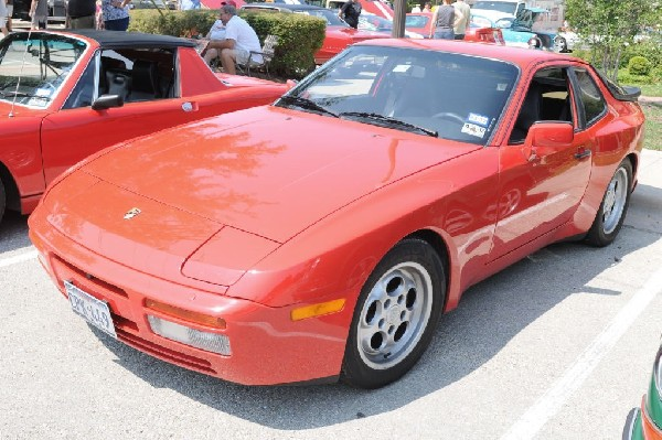 Cars and Coffee Car Show, Leander, Texas - 06/05/11 - photo by jeff narring