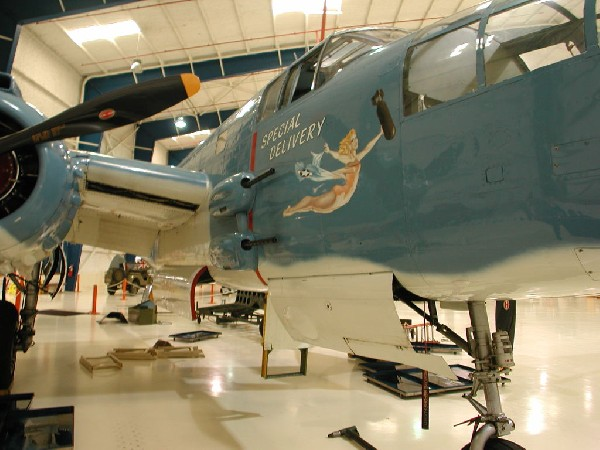 Lone Star Flight Museum, Galveston Texas