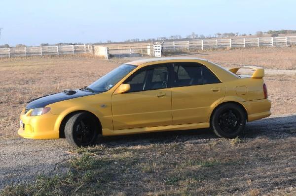 2003.5 Mazdaspeed Protege
