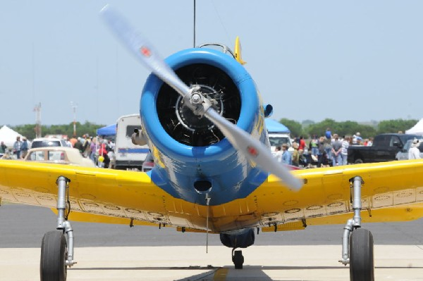 Airplane pics from the Temple Texas Airshow 2007