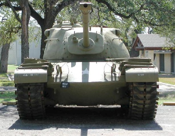 M48 Texas Military Forces Museum - Photo by Jeff Barringer