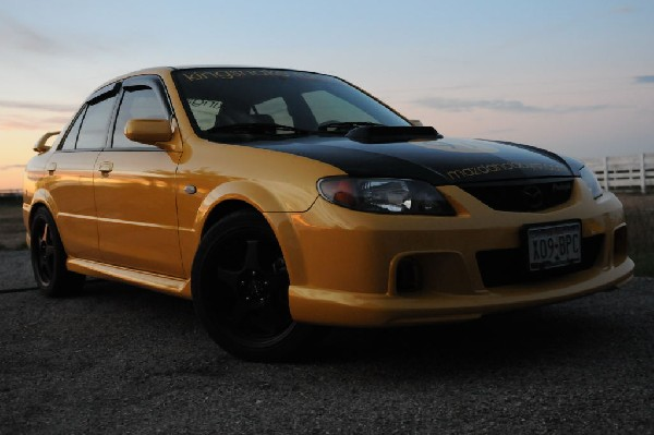 kingsnake racing 2003.5 MazdaSpeed Protege