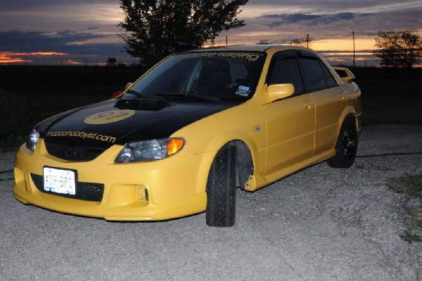 kingsnake racing 2003.5 MazdaSpeed Protege
